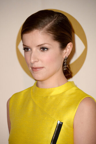 LOS ANGELES, CA - JANUARY 27: Actress Anna Kendrick attends