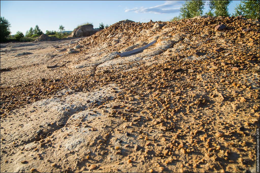 Мелентьевский золотой рудник