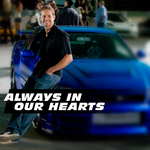 "07/12/13 - Paul Walker R.I.P. - Day - Moscow, Russia ТРЦ ""VEGAS"""
