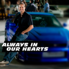"""07/12/13 - Paul Walker R.I.P. - Day - Moscow, Russia ТРЦ """"VEGAS"""""""