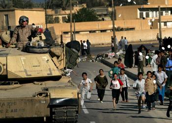 Ситуация в Ираке сегодня гораздо хуже, чем до 2003