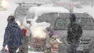 В США снегопад унес по меньшей мере 15 жизней