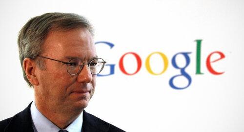 Директор Google Эрик Шмидт высказался за переход с яблочных на Android-смартфоны