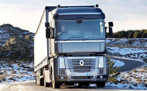 Шпатлевка для грузовиков Рено