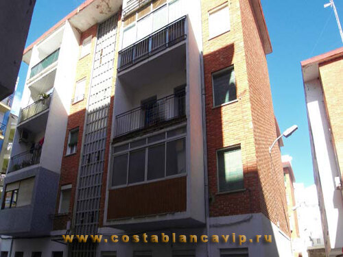 Квартира в Denia, Квартира в Дении, недвижимость в Дении, квартира от банка, залоговая недвижимость, недвижимость от банка, квартира в Испании, недвижимость в Испании, CostablancaVIP, Коста Бланка, недорогая квартира в Испании
