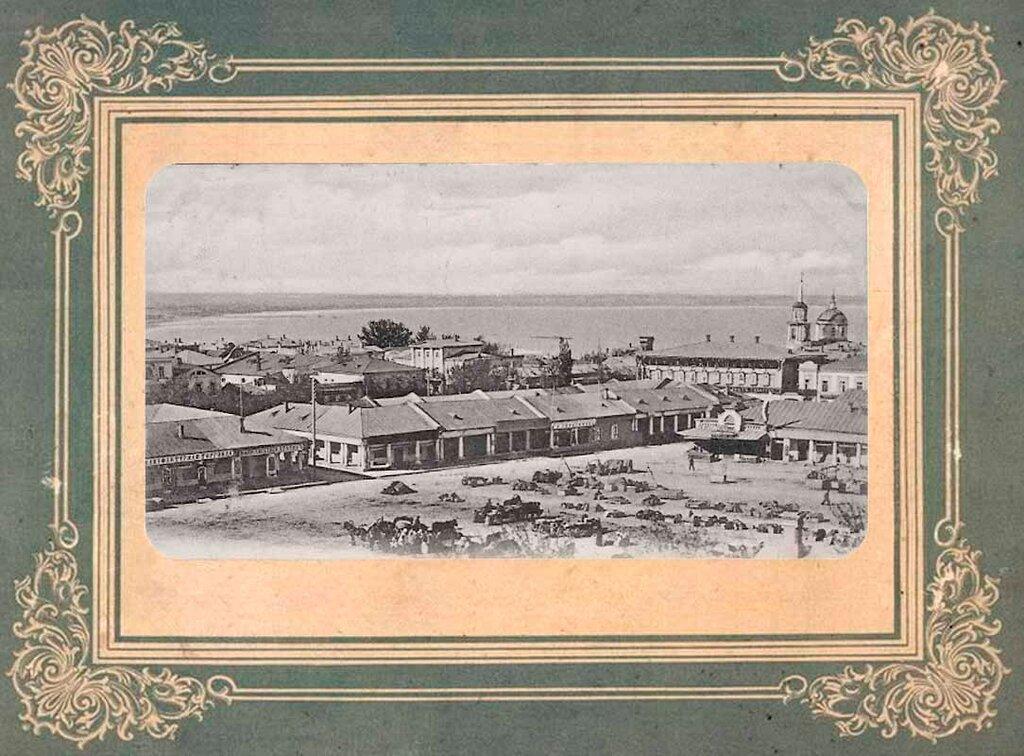 Год месяцев, старые открытки таганрога