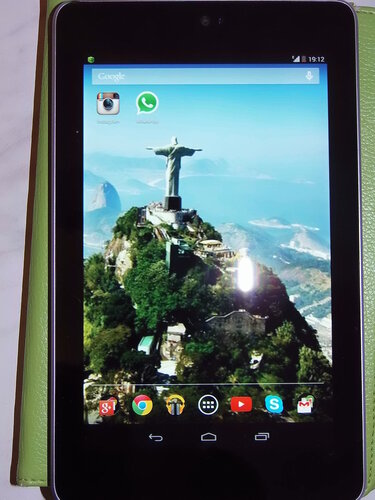 Google Nexus 7 for Asus