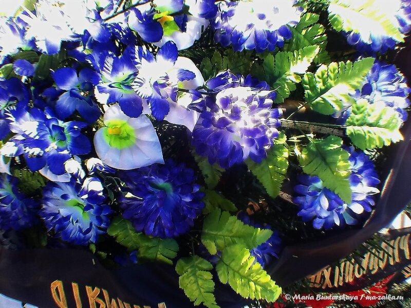 Похороны Миаила Наместникова, Саратов, Старое Елшанское кладбище, 27 января 2014 года
