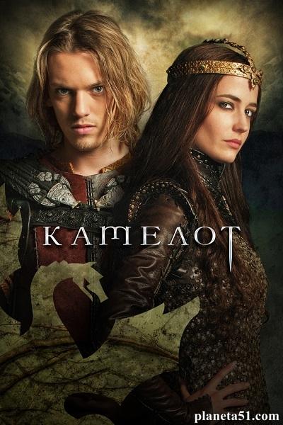 Камелот (1 сезон: 1-10 серии из 10) / Camelot / 2011 / ПМ (LostFilm) / WEB-DLRip