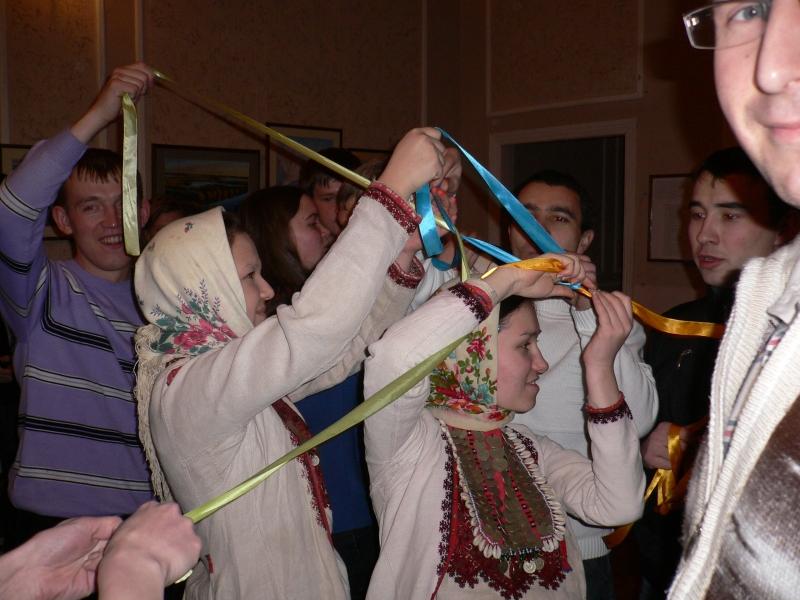 Марийский праздник Шорыкйол