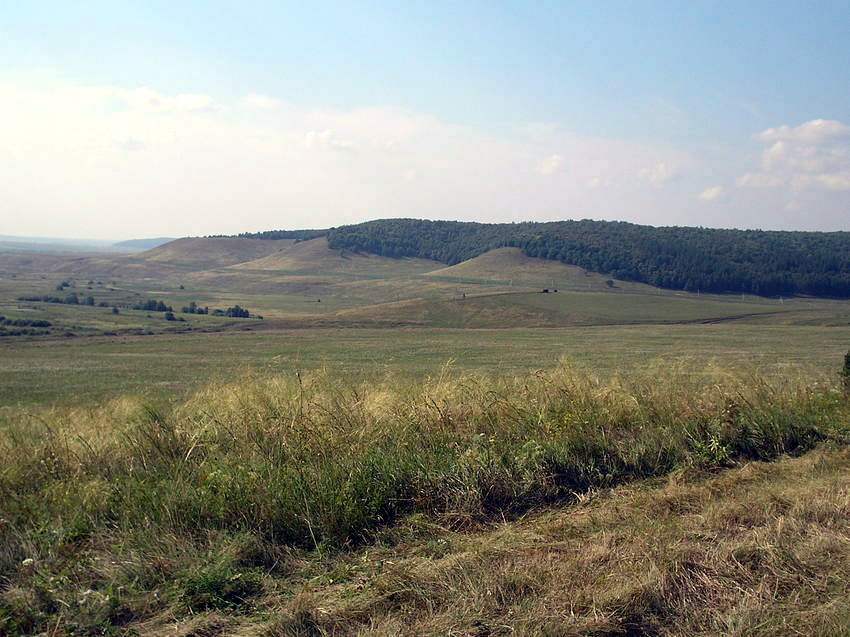 Шешминская крепость