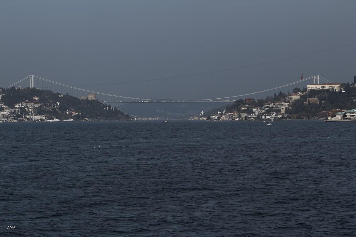 Мост Фатих Султан Мехмет