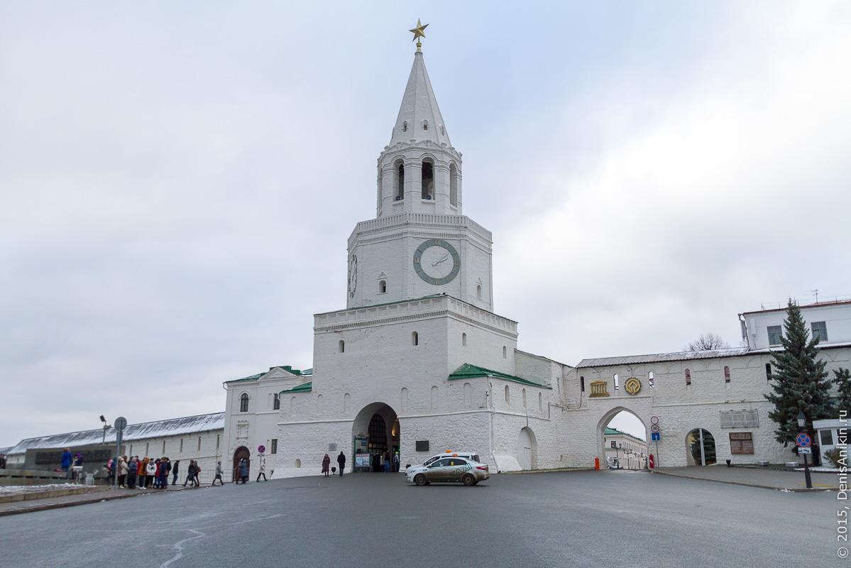 Казанский кремль 1