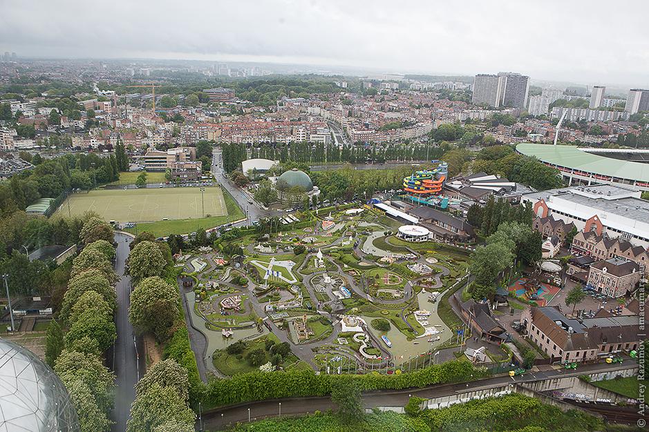 Парк Мини Европа