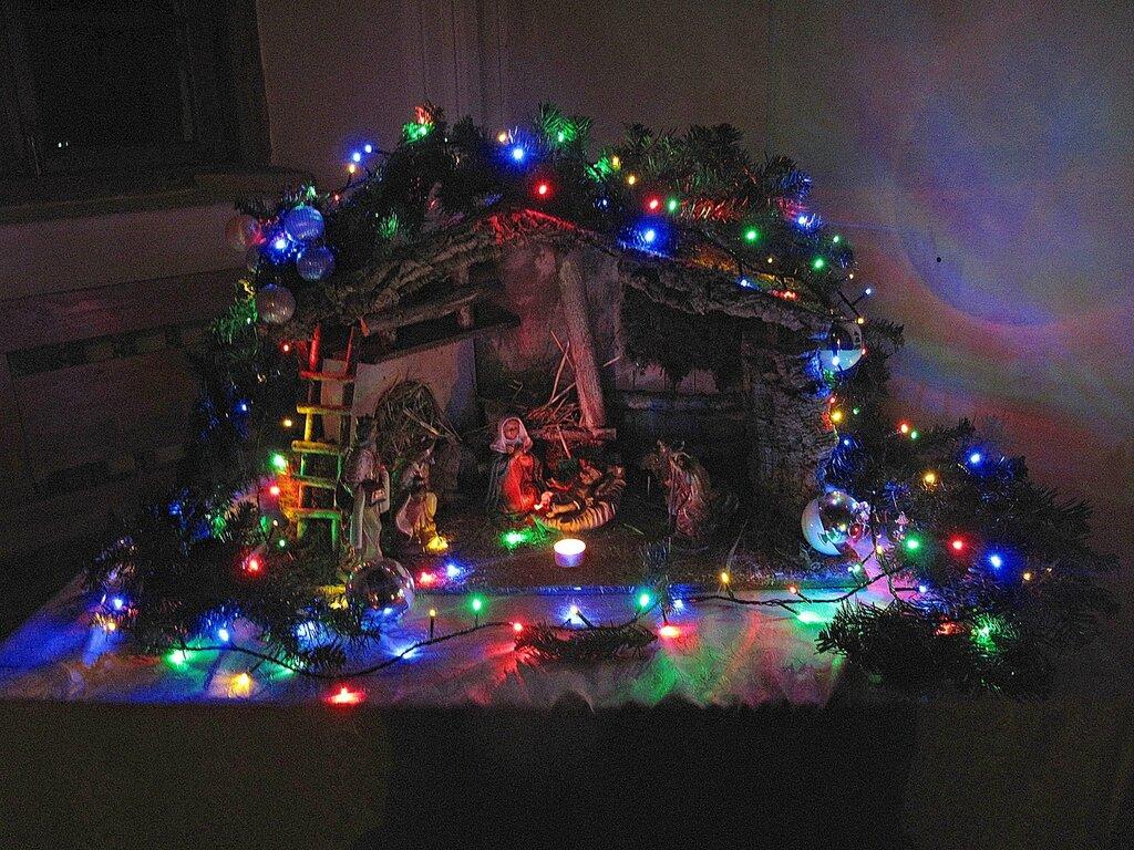 Рождество в Острове