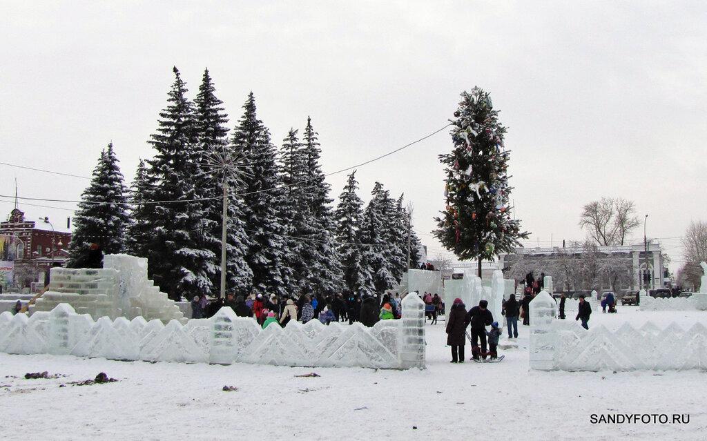 1 января 2014 года в Троицке