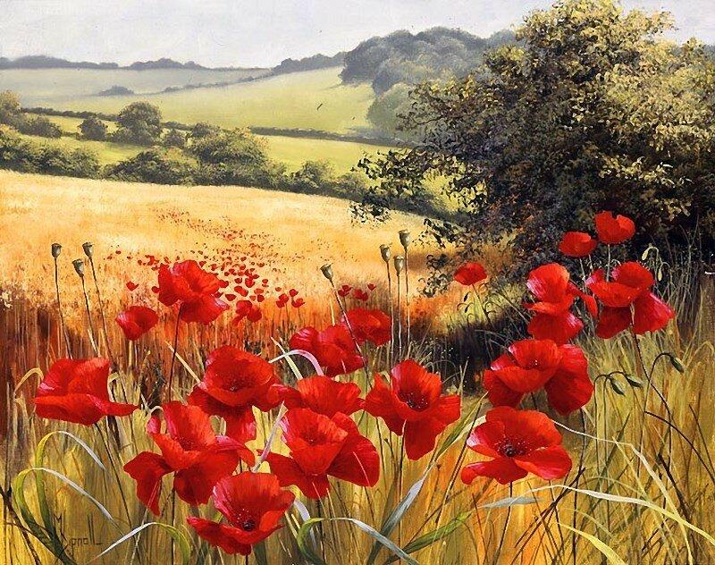 Под Солнцем они и под Богом цветут для меня