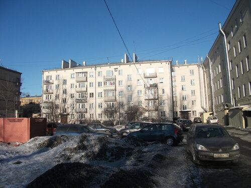 ул. Бабушкина 31
