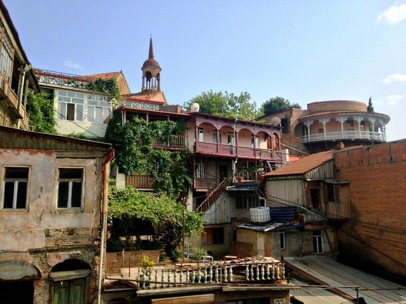 Недружественная Грузия