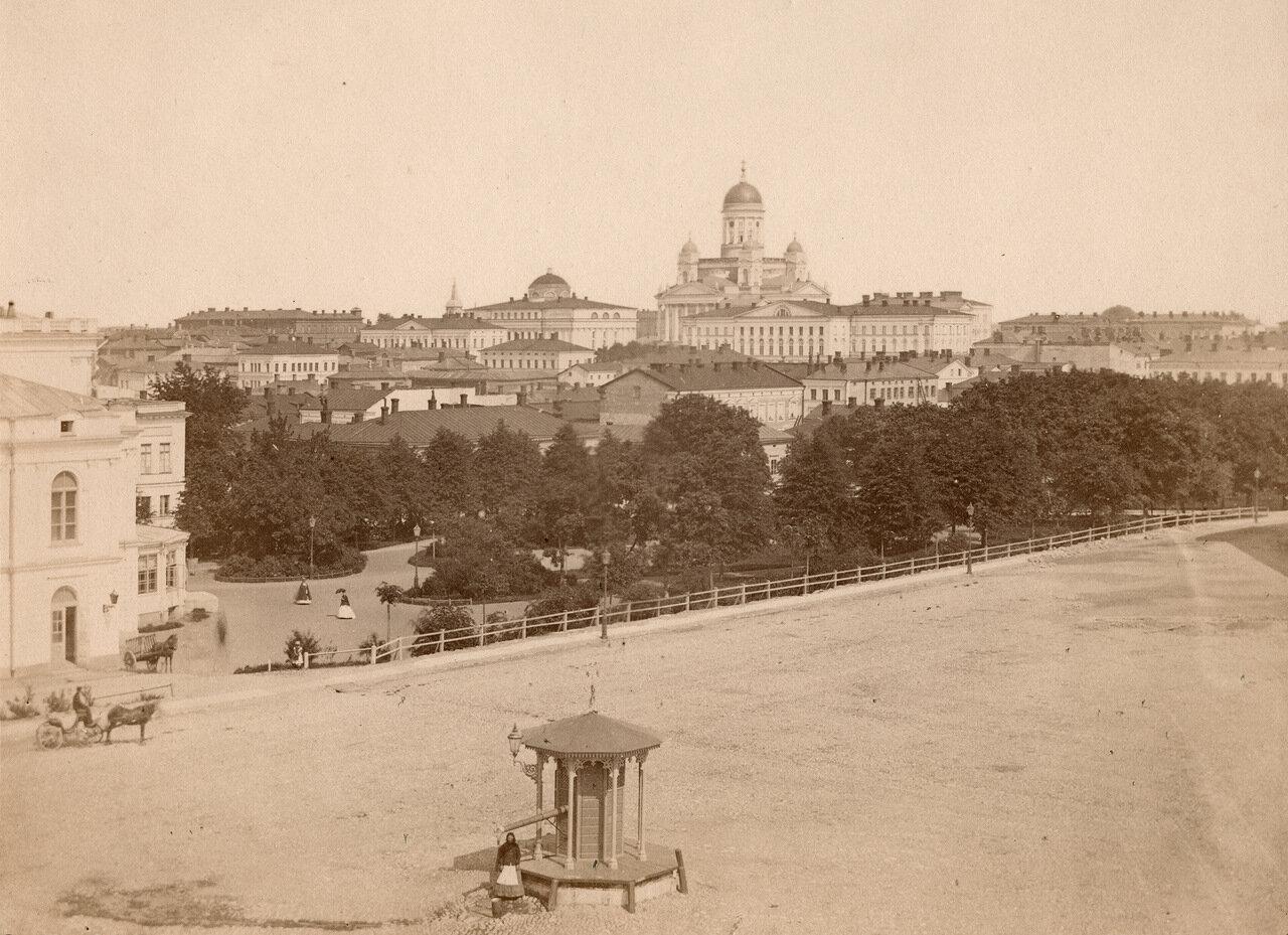Кафедральный собор. 1870