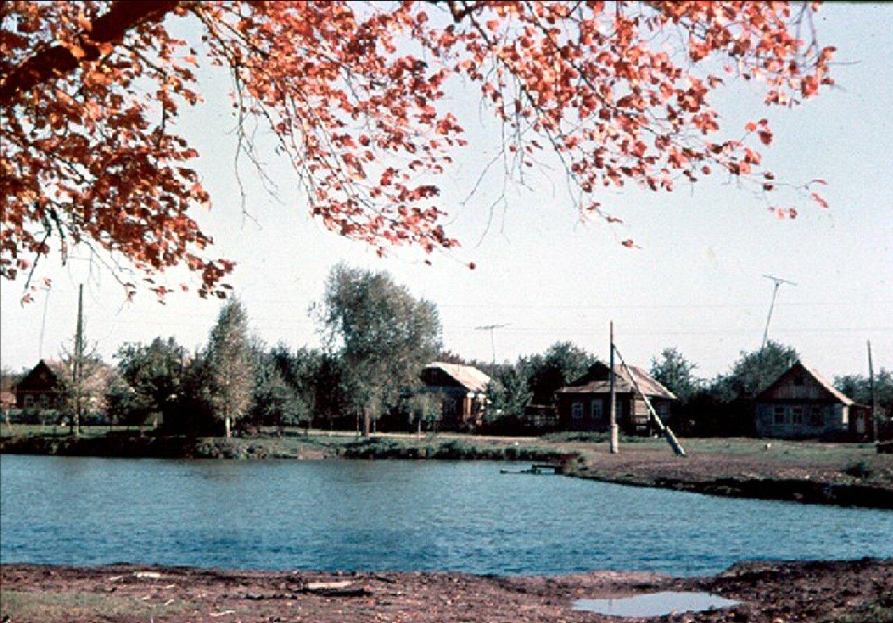 Деревня Федино