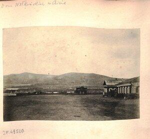 Дом Волконских в Чите