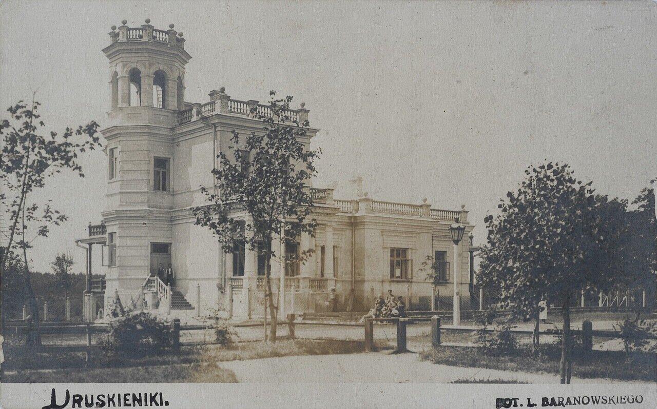 Вилла Линксма. 1915