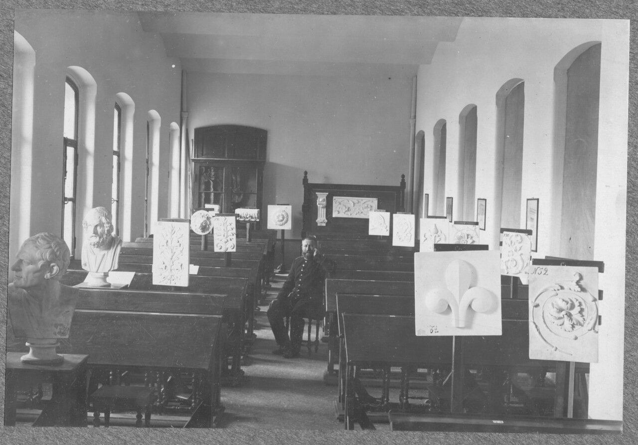 11. Рисовальный зал