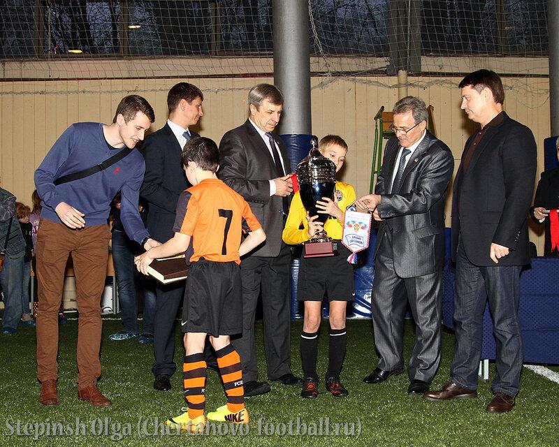 Кубок Игоря Колыванова 2014