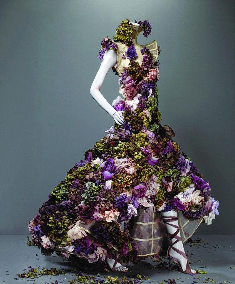 Платья из живых цветов чебоксары работа для девушек в