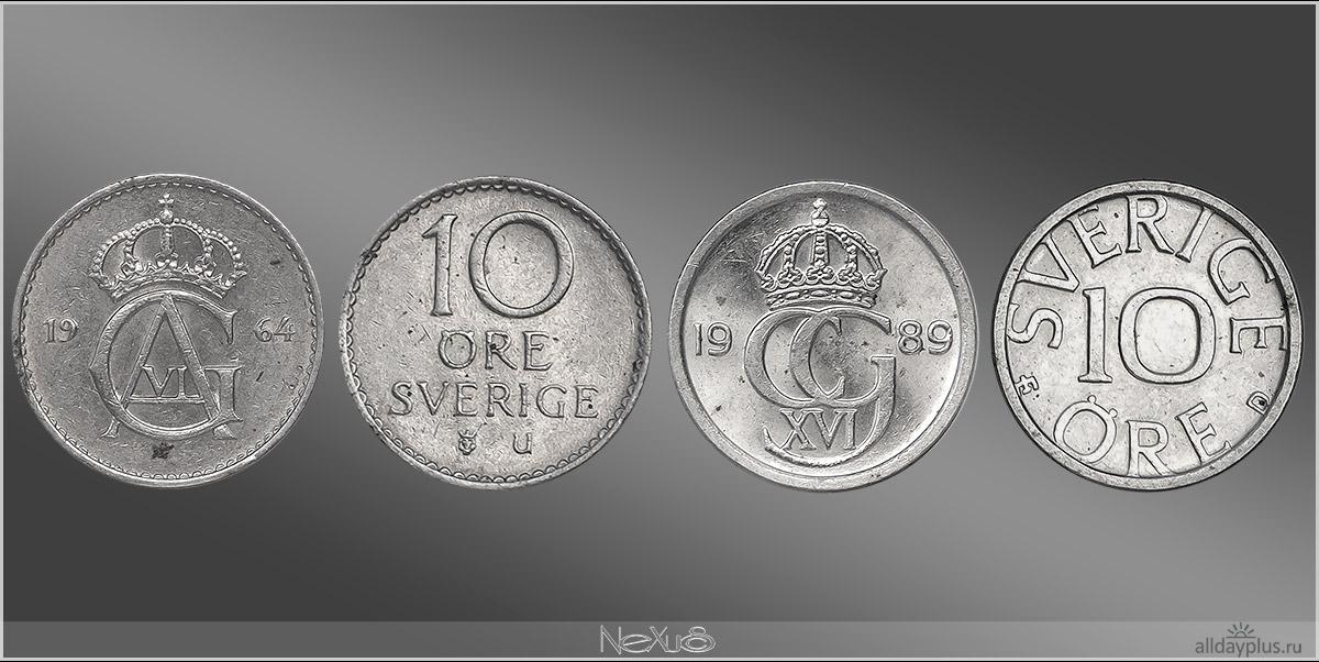 Что может быть обыденнее денег ? | Разные страны, разные времена ...