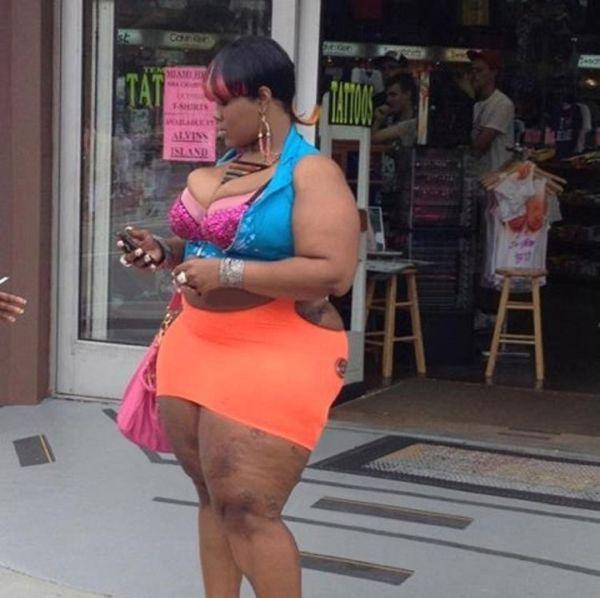 толсты девушки негритянки фото