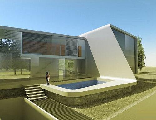 Каким предстанет экологический дом в будущем