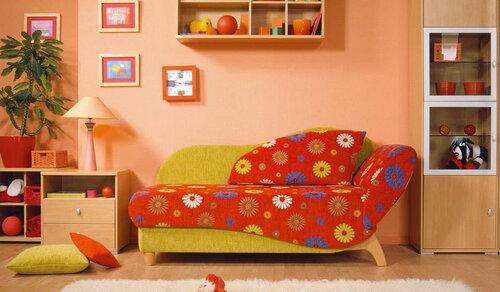 Выбор детского дивана, что следует учитывать?