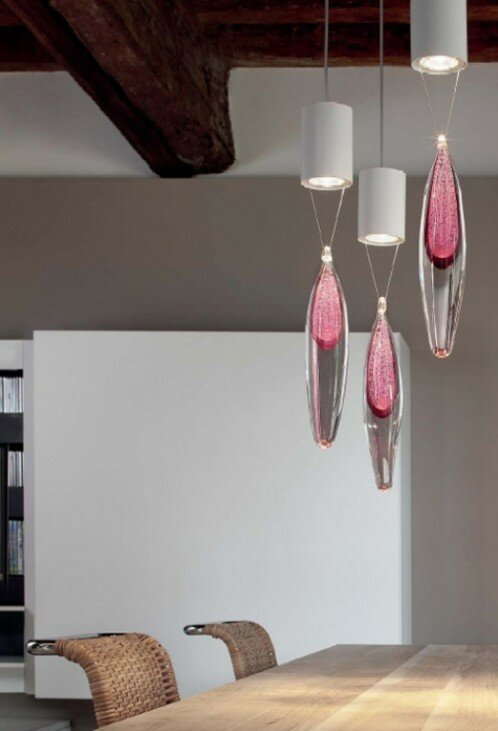 Красивые лампы - капли