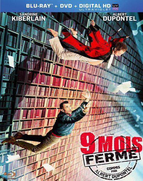 9 месяцев строгого режима / 9 mois ferme (2013) BD-Remux + BDRip 1080p/720p + HDRip