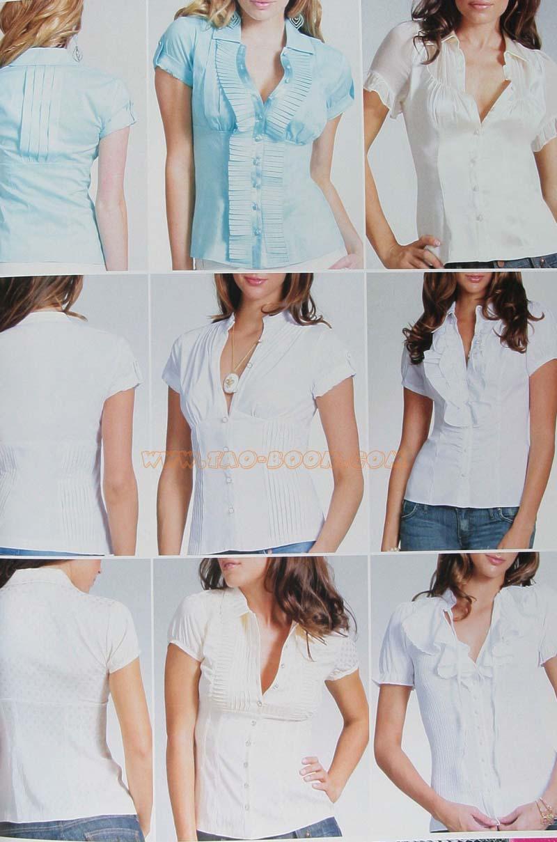 Блузки В Винтажном Стиле Купить