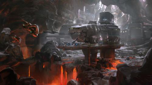 Halo 5 Побег [Escape]