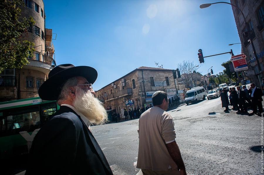 Иерусалим, Израиль
