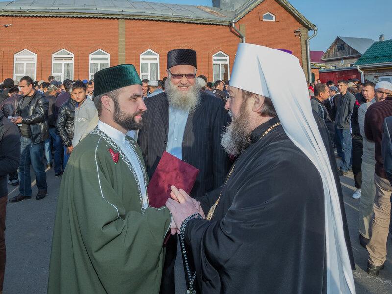 Поздравление мусульманам