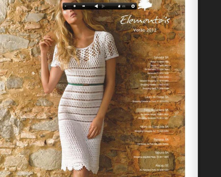 三款花型简单的连衣裙(74) - 柳芯飘雪 - 柳芯飘雪的博客