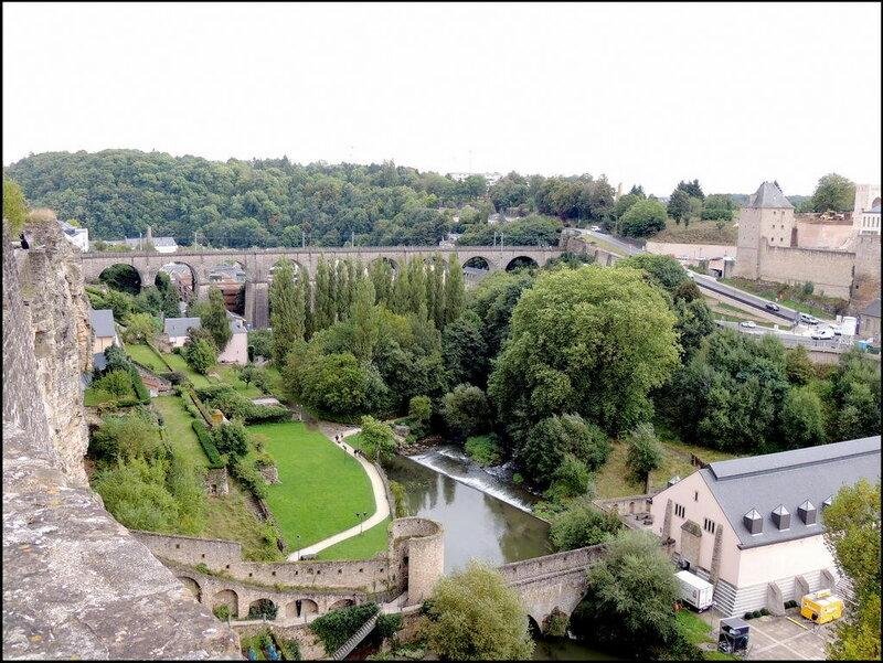 Luxembourg 8645 La Vallée de l'Alzette