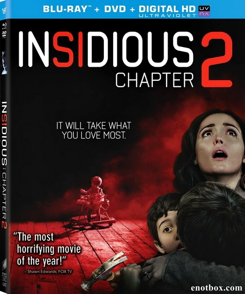 Астрал: Глава 2 / Insidious: Chapter 2 (2013/BDRip/HDRip)