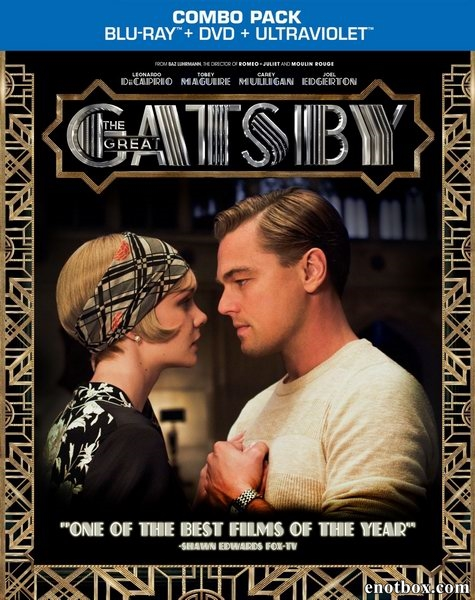 Великий Гэтсби / The Great Gatsby (2013/BDRemux/BDRip/HDRip/3D)