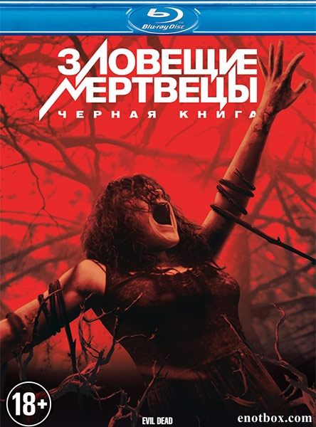 Зловещие мертвецы: Черная книга / Evil Dead (2013/BDRip/HDRip)