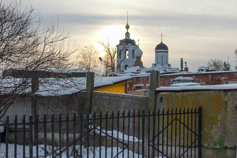 Николо-Пешношский монастырь