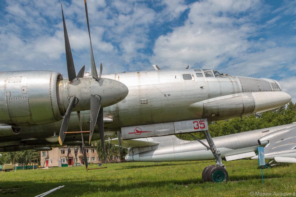 Винтомоторная установка Ту-95