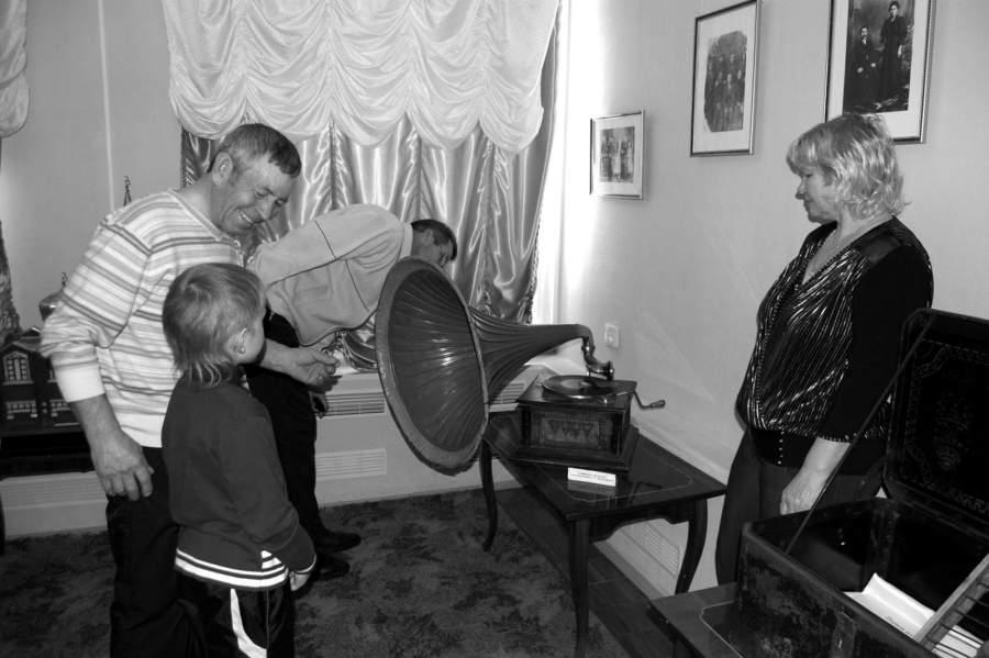 Заинский музей, история Заинского края