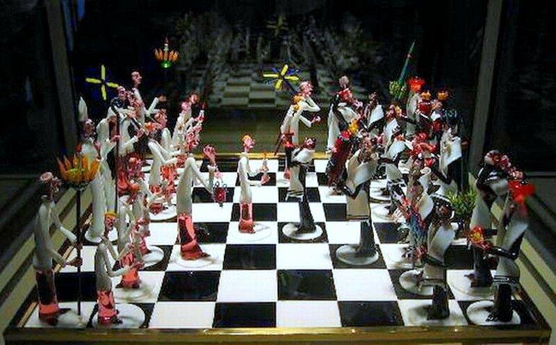 Тема шахматная