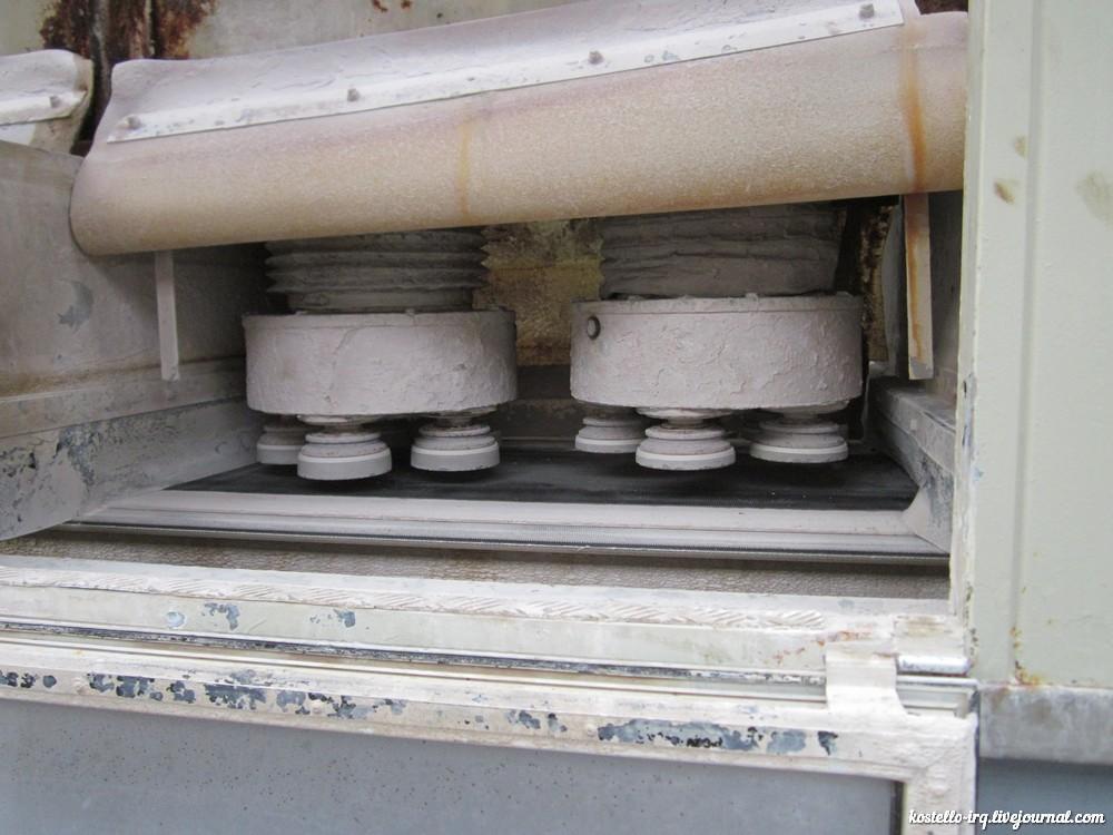 Как производят керамическую плитку